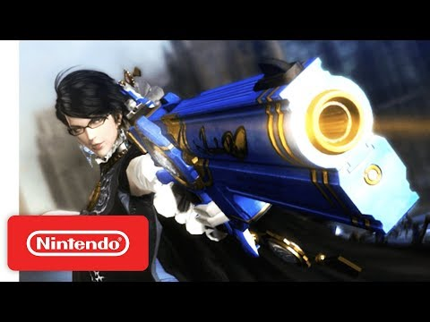 Bayonetta 1 and 2 for Switch announced!