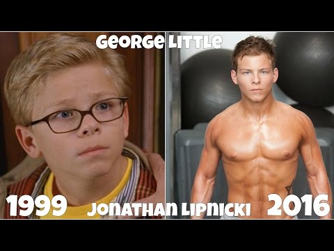 Stuart Little Movie 1999-2016, Then And Now