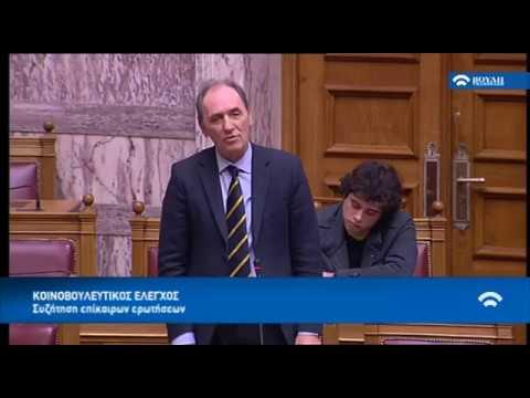Γ. Σταθάκης: Ευνοϊκή ρύθμιση από τη ΔΕΗ και για ρευματοκλοπή