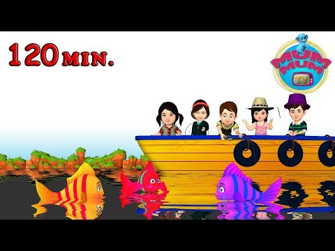 Video Nursery Rhymes Songs for Children | Once I Caught A Fish Alive | Mum Mum TV download in MP3, 3GP, MP4, WEBM, AVI, FLV January 2017