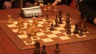 Carlsen - Kramnik (World Blitz Championship 2010)