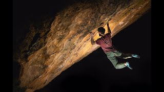 Jimmy Webb: Lucid Dreaming (V15/8C) by mellow