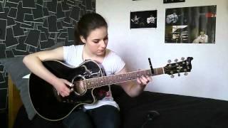 Download Lagu (Yiruma) Kiss The Rain - Gabriella Quevedo Mp3