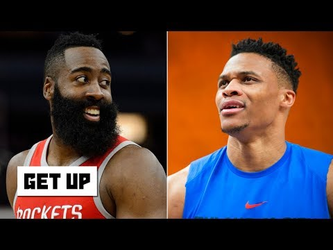 Video: Can Russell Westbrook defer to James Harden? | Get Up