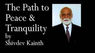 The Path to Peace & Tranquility (punjabi language)