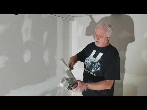 Drywall mudding 101