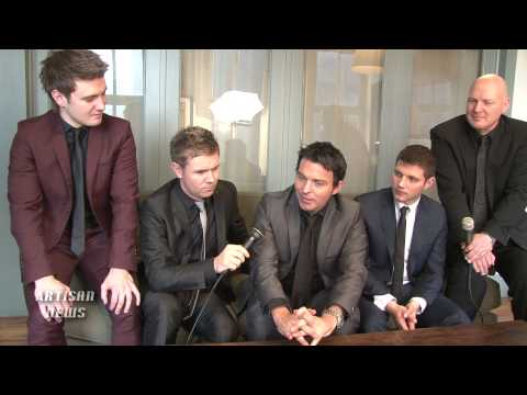 St. Patties Day - Celtic Thunder is in the United States to help celebrate St Patrick's Day this weekend and to promote a return to their Irish roots with the release of their...