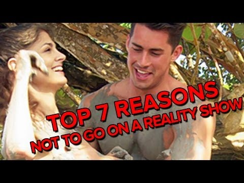 Top 7 Reasons Not To Become A Reality TV Star