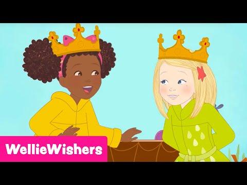 Twinsies | Animated Series Season 2 Full Episode 4 | @American Girl WellieWishers