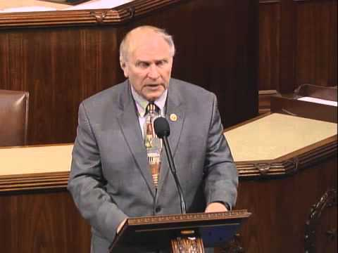 Congressman Steve Chabot Pays Tribute To Jim Scott