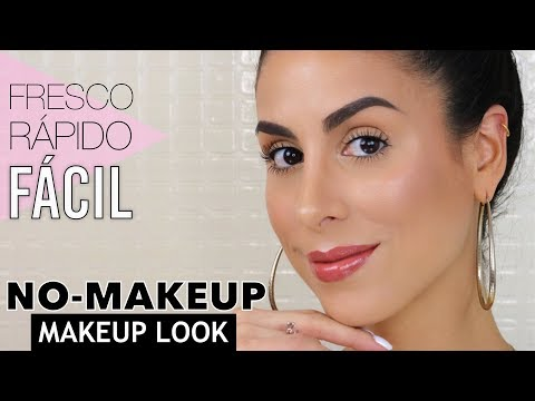 NO-MAKEUP MAKEUP LOOK ♡ MAQUILLAJE SÚPER NATURAL, FÁCIL Y SIN BASE!! • MINIMAL FRESH MAKEUP