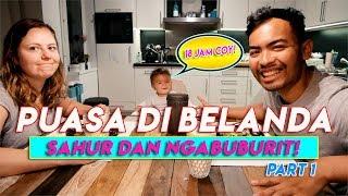 Video SAHUR DAN NGABUBURIT SAMBIL BELANJA! | PUASA DI BELANDA PART 1 | REZZVLOG MP3, 3GP, MP4, WEBM, AVI, FLV Februari 2019