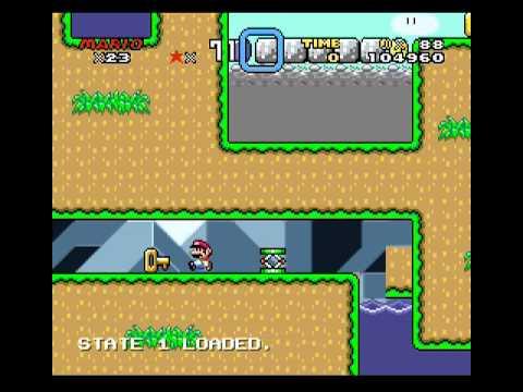 Let's play - Super Nerv World - [8] Get Wet - part2