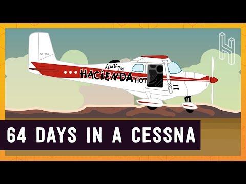 The 64 Day Longest Flight in History