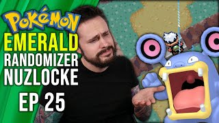 CHAOS AND UPROAR ► Pokemon Emerald Randomizer Nuzlocke Part 25 by Ace Trainer Liam