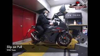 5. 2018 Suzuki GSX-R 1000   Dyno