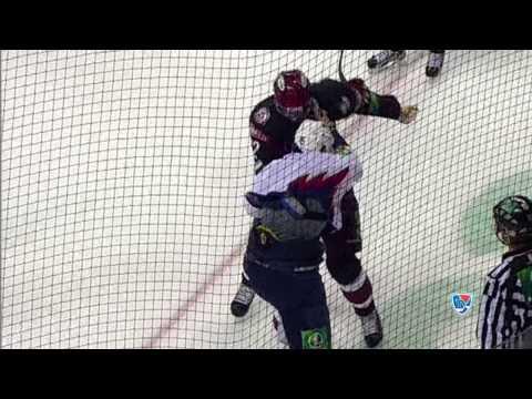 Лучшие бои сезона 2012/2013 в КХЛ / KHL Top-10 fights of 2012/2013 season (видео)