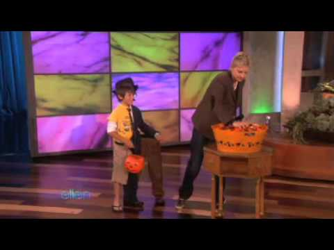 Ellen's Halloween Kid Costume Ideas