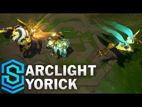 Yorick Hồ Quang - Arclight Yorick