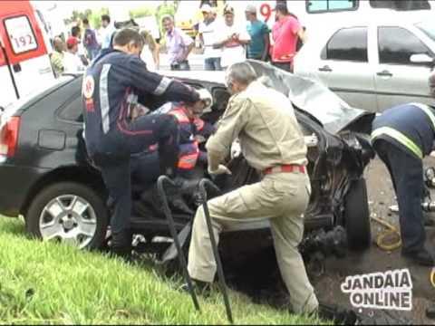 Acidente de trânsito deixa três mortos em Jandaia