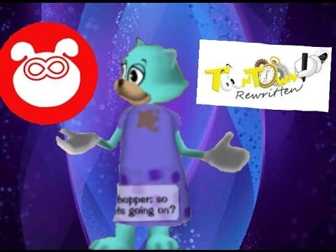 Toontown Rewritten or Toontown Infinite?