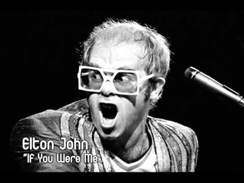 Tekst piosenki Elton John - If You Were Me po polsku