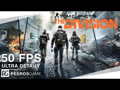 Pedro | Tom Clancy's The Division | PC CZ/SK Gameplay | 1080p 50FPS (видео)