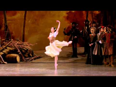 Giselle available on DVD and Blu-ray