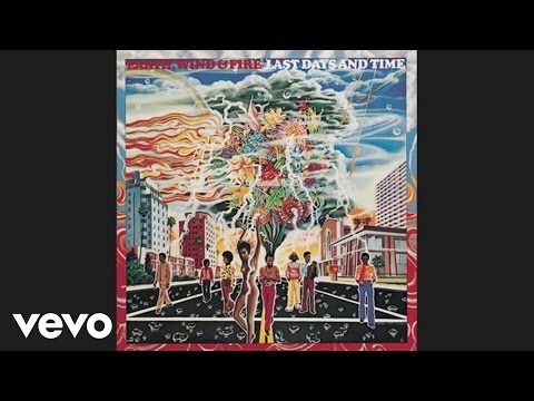 Earth, Wind & Fire - Time Is On Your Side lyrics
