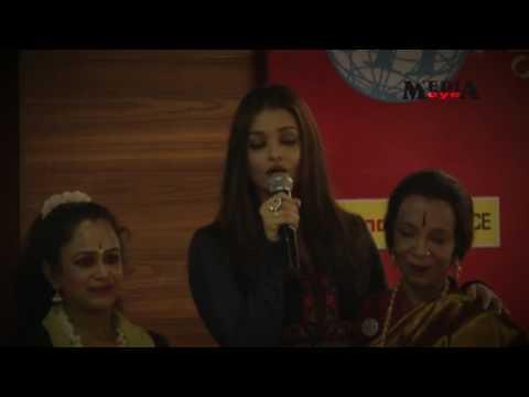 Aishwarya gets emotional