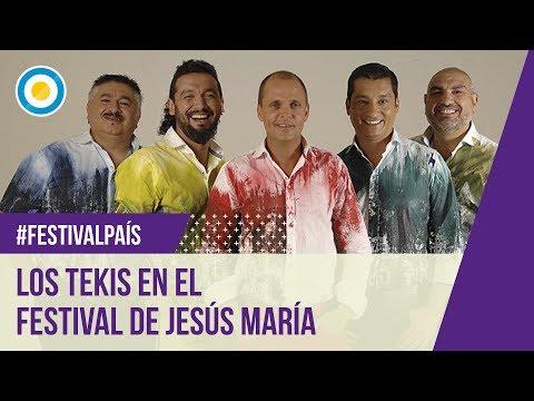 Festival de Jesús María 10-01-11 Los Tekis