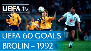 Thomas Brolins Traumtor gegen England (EM 1992)