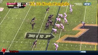 Kevin Pamphile vs Ohio State (2013)