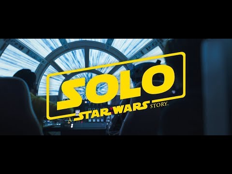 """Solo: A Star Wars Story - Trailer Re-Cut with Beastie Boys """"Sabotage"""""""