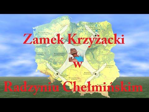 Radzyń Chełmiński Drone Video