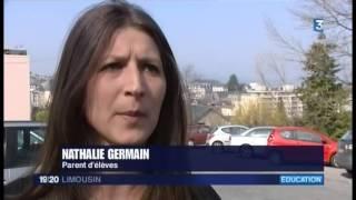 Gueret France  city photos gallery : notre dame gueret france 3 11 mars 2014 ts