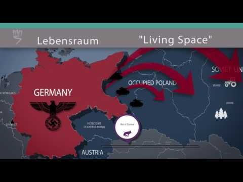 Key Historical Concepts in Holocaust Education: Lebensraum (