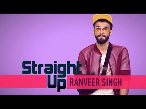 Ranveer talks about his name change!