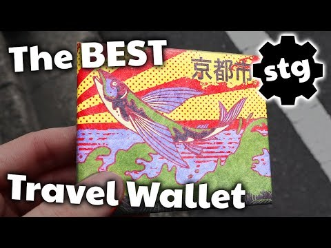 TRAVEL HACK: Pickpocket-Proof Your Money with a Tyvek Wallet