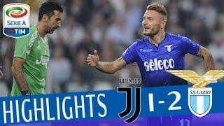 Video Juventus - Lazio 1-2 - Highlights - Giornata 8 - Serie A TIM 2017/18 MP3, 3GP, MP4, WEBM, AVI, FLV Maret 2018