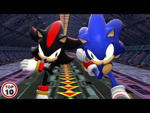 Top 10 Hardest Sonic Games