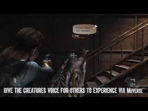 Resident Evil Revelations - Wii U Features Trailer