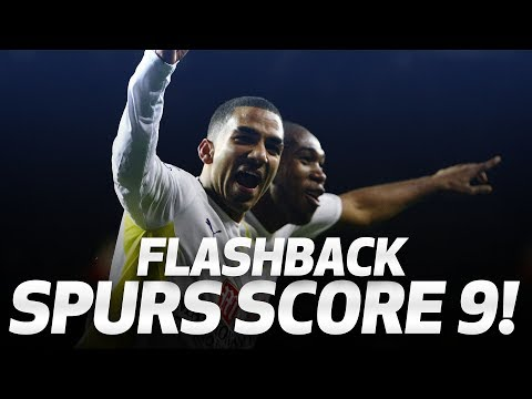Video: FLASHBACK | Spurs 9-1 Wigan Athletic