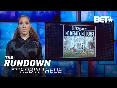 Black Graves - No Dignity, No Doubt | The Rundown With Robin Thede