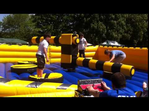 Fun & Games | Ultimate Wipeout | Big Foot Events