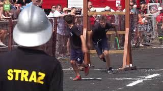 Gminne Zawody Sportowo-Pożarnicze w Kłodawie