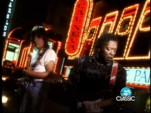 mustang sally con Buddy Guy & Jeff Beck