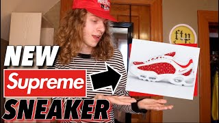 New Supreme Nike Sneaker Collab - Fire or Trash?