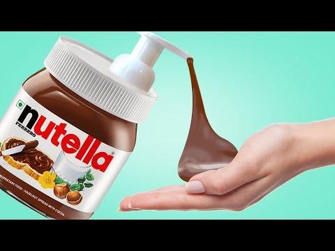 Nutella ile Sabun Yapımı | Sabun Nasıl Yapılır | UmiKids