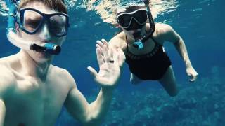 """Wife and I took our 3rd anniversary to Hawaii and had blast! Filmed and edited by N8i6 Camera: 100% GoPro 2K 60fpsSong: """"Fresh Eyes"""" by Andy Grammar"""